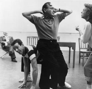 Jack Benny, Marge and Gower Championcirca 1956Photo by Gabi Rona - Image 0028_0356