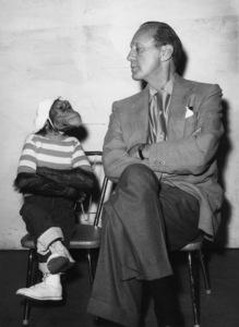 Jack Bennycirca 1963 Photo by Gabi Rona - Image 0028_0875