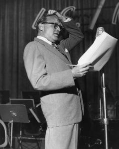 Jack Bennycirca 1950sPhoto by Gabi Rona - Image 0028_0906