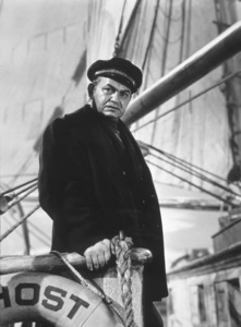 "Edward G. Robinson,""The Sea Wolf,"""
