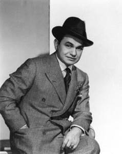 """Edward G. Robinson in""""The Last Gangster.""""1937 MGMPhoto by C.S. Bull - Image 0029_0800"""