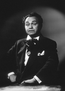 Edward G. Robinson, c. 1944. © 1978 Will Connell - Image 0029_0835