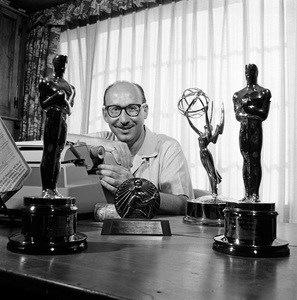 Sammy Cahn at home in Los Angeles, California1959 © 1978 Sid Avery - Image 0031_0043