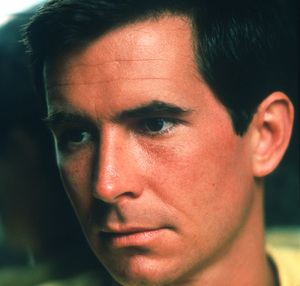 Anthony Perkins at home, c. 1964 © 1978 Chester Maydole - Image 0032_1006