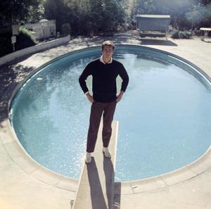 Anthony Perkins1961Photo by Ernest Reshovsky© 2001 Marc Reshovsky - Image 0032_1031