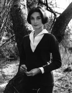 Audrey Hepburn in Los Angeles, CA1957 © 1978 Sid Avery - Image 0033_0039