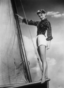 """Audrey Hepburn """"Sabrina"""" c. 1952 - Image 0033_0107"""
