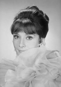 """Audrey Hepburn publicity portrait for """"My Fair Lady"""" 1964 - Image 0033_0108"""