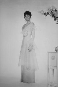"""Audrey Hepburn Publicity portrait for """"My Fair Lady""""1964 - Image 0033_0110"""