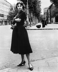 """Audrey Hepburn """"Paris When It Sizzles"""" 1964 - Image 0033_0205"""