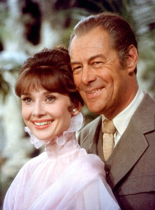 "Audrey Hepburn and Rex Harrison""My Fair Lady""1964 Warner - Image 0033_0321"