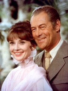 "Audrey Hepburn and Rex Harrison""My Fair Lady""1964 Warner - Image 0033_0321"