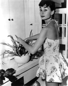 Audrey Hepburn at homecirca 1952 - Image 0033_0342