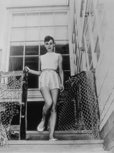 Audrey Hepburnc. 1952 - Image 0033_0357
