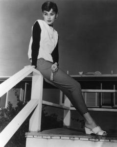Audrey Hepburncirca 1953 - Image 0033_0361