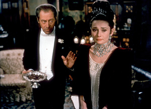 "Audrey Hepburn and Rex Harrison ""My Fair Lady"" 1964 WarnerPhoto by Mel Traxel - Image 0033_0600"
