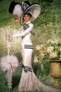 """Audrey Hepburn """"My Fair Lady""""1964 Warner - Image 0033_1005"""