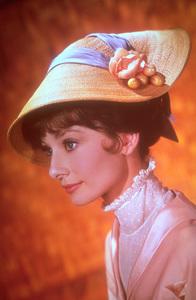 "Audrey Hepburn ""My Fair Lady""Publicity Still 1964Photo By Bud Fraker - Image 0033_1019"