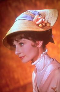 "Audrey Hepburn ""My Fair Lady""Publicity Still 1964Photo By Bud Fraker - Image 0033_1019"