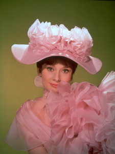 "Audrey Hepburn ""My Fair Lady"" 1964 WarnerPhoto By Bud Fraker - Image 0033_1026"