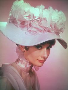 """Audrey Hepburn """"My Fair Lady""""1964 WarnerPhoto By Bud Fraker - Image 0033_1031"""