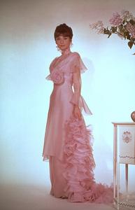 """Audrey Hepburn """"My Fair Lady""""Publicity Portrait, 1964Photo by Cecil Beaton / Bert Six - Image 0033_1035"""