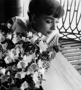 Audrey Hepburn, 1953. © 1978 Bob Willoughby - Image 0033_1036