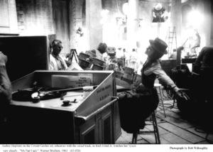 """My Fair Lady""Audrey Hepburn, Rudi Friml Jr.1963 / Warner Brothers © 1978 Bob Willoughby - Image 0033_1038"