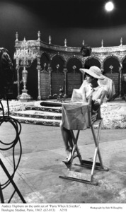 """Paris When It Sizzles""Audrey Hepburn1962 / Paramount © 1978 Bob Willoughby - Image 0033_1040"