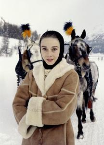 Audrey Hepburncirca 1958 © 1978 Sanford Roth / A.M.P.A.S. - Image 0033_1127