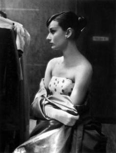 Audrey Hepburn in Paramount