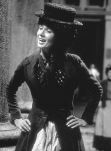 "Audrey Hepburn on the set of ""My Fair Lady"" 1964 © 1978 Eric Skipsey - Image 0033_2261"