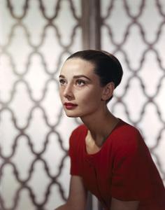 Audrey Hepburn 1959 © 1978 Wallace Seawell - Image 0033_2299