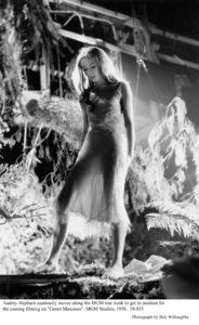 """Green Mansions""Audrey Hepburn1958 / MGM(c) 1978 Bob Willoughby - Image 0033_2318"