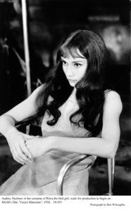 """Green Mansions""Audrey Hepburn1958 / MGM(c) 1978 Bob Willoughby - Image 0033_2321"