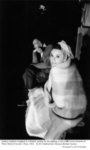 """Paris When It Sizzles""Audrey Hepburn1962 / Paramount © 1978 Bob Willoughby - Image 0033_2327"