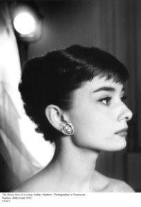 Audrey Hepburn, 1953. © 1978 Bob Willoughby - Image 0033_2337