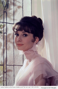 """""""My Fair Lady""""Audrey Hepburn1963 / Warner Brothers © 1978 Bob Willoughby - Image 0033_2346"""