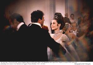 """My Fair Lady"" Theodore Bikel, Audrey Hepburn 1963 Warner Brothers © 1978 Bob Willoughby - Image 0033_2348"