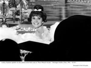 """Paris When It Sizzles""Audrey Hepburn1962 / Paramount © 1978 Bob Willoughby - Image 0033_2360"
