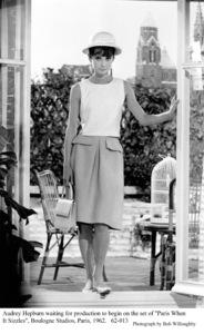 """Paris When It Sizzles""Audrey Hepburn1962 / Paramount © 1978 Bob Willoughby - Image 0033_2361"