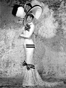 """""""My Fair Lady""""Audrey Hepburn1964 Warner BrothersPhoto by Bud Fraker - Image 0033_2362"""