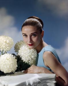 Audrey Hepburncirca 1960© 1978 Wallace Seawell - Image 0033_2366