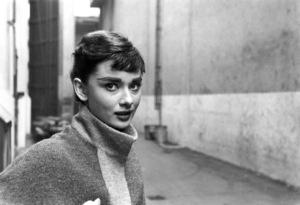 Audrey Hepburn1953© 2000 Mark Shaw  - Image 0033_2382