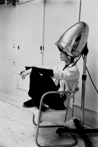 Audrey Hepburn1953© 2000 Mark Shaw  - Image 0033_2389