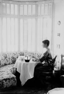 Audrey Hepburn1953© 2000 Mark Shaw  - Image 0033_2392