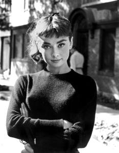Audrey Hepburn1953© 2000 Mark Shaw - Image 0033_2402