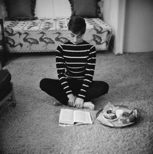 Audrey Hepburn1953© 2000 Mark Shaw - Image 0033_2405
