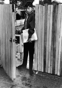 Audrey Hepburn1953© 2000 Mark Shaw - Image 0033_2412