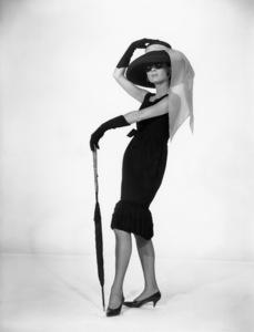 Audrey Hepburn1961Photo by Bud Fraker** I.V. - Image 0033_2424